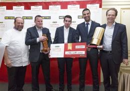La brigade du Richelieu remporte la 4e édition du concours Métro-Gilles Goujon