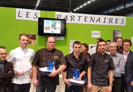 Meilleurs Chocolatiers des Alpes 2017