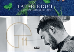 La Table du 11, de Jean-Baptiste Lavergne-Morazzani