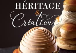 Héritage et Créations, recettes de pâtisseries françaises