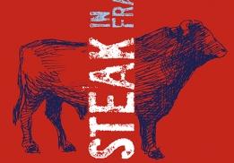 Steak in France,par Franck Ribière et Vérane Frédiani
