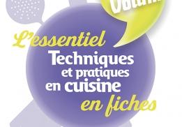 Techniques et pratiques en cuisine