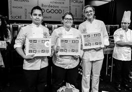 La Crème des pâtissiers; les résultats 2017