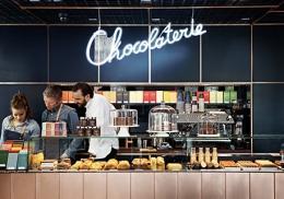 La chocolaterie by Cyril Lignac
