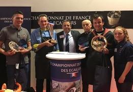 Championnat de France des écaillés 2017