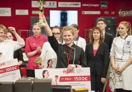 Salon Egast - Trophée Femmes et Chefs