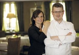 Fabien et Laure Mengus