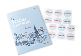 Paris Food Passeport
