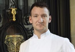 François Daubinet, chef pâtissier au Taillevent
