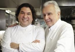 Gaston Acurio et Alain Ducasse
