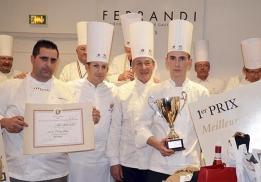 Meilleur Apprenti de France 2015