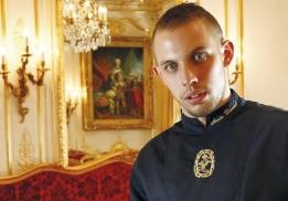 Irwin Durand, chef au Bien-Aimé à Paris