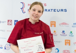 Jeunes Talents Maîtres Restaurateurs 2018