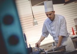 """Yann Beck, premier finaliste des """"Jeunes Talents Maîtres-Restaurateurs"""""""