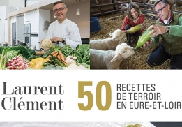 Le chef étoilé Laurent Clément