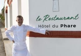 Le chef Laurent Clément