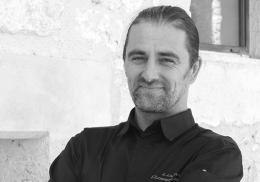 Ludovic Dziewulski - Chef de cuisine du Château de Salettes