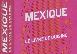 Mexique, le livre de cuisine