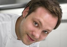 Michaël Bartocetti, chef pâtissier du Shangri-La Hotel, Paris