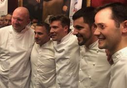 MOF pâtissier 2018