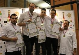 Championnat du monde de pâtisserie - Sélection France