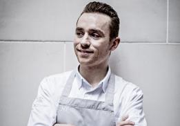 Nicolas Paciello, nouveau chef pâtissier de l'Hôtel Prince de Galles