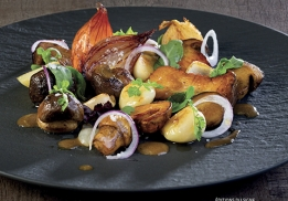 Passion culinaire, 40 recettes de Frédéric Engel et Karine Faby