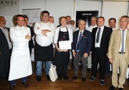 L'Hôtel Le Collectionneur, vainqueur du Trophée du Petit-Déjeuner Gourmand