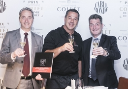 Prix Champagne Collet 2017 : Pierre Résimont