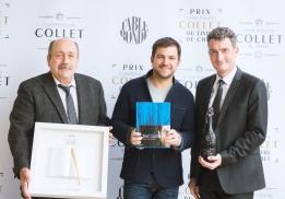 Prix Champagne Collet du livre de chef