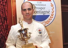 David Alessandra, 66e lauréat du Prix culinaire Prosper Montagné