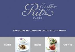 Côté Livres : 100 leçons de cuisine de l'école Ritz Escoffier