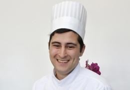 Samuel Victori, gagnant du Trophée l'œuf dans toutes ses recettes