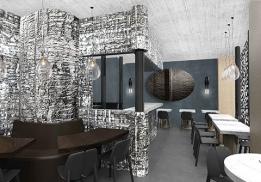 Restaurant Substance à Paris