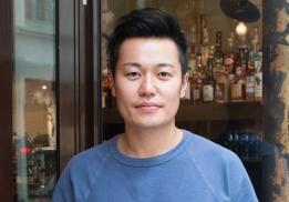 Le chef japonais Taku Sekine