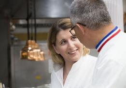 Stéphanie Le Quellec et Philippe Jourdin