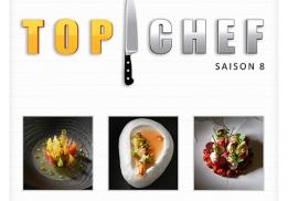 Top chef, saison 8 - Les recettes cultes