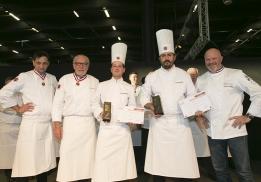 Concours des Jeunes Espoirs & Chefs Charcutiers Traiteurs