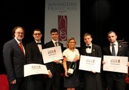 Les lauréats du Trophée  Duval-Leroy