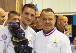 Yoann Laval, vainqueur du Trophée Pascal Caffet 2015