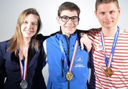 Finale France des Olympiades des métiers 2017