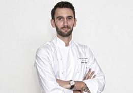 Yann Menguy, chef pâtissier de La Goutte d'Or