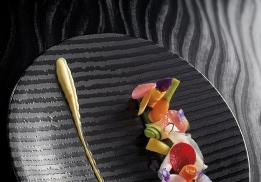 Salade de légumes marinés par Francois Adamski