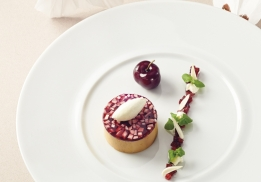 Foie gras par Virginie Basselot