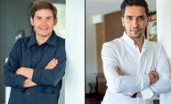 Nicolas Conraux et Ludovic Turac
