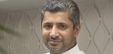Portrait du chef Sylvestre Wahid