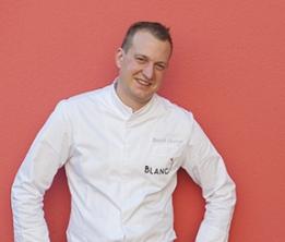 Benoît Charvet, chef pâtissier chez Georges Blanc