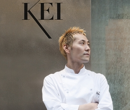 Kei Kobayashi, Restaurant Kei à Paris