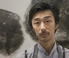 Atsushi Tanaka, restaurant A.T. à Paris