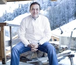 Emmanuel Renaut, chef du Flocons de Sel